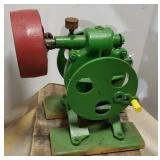 John Deere made by Stover pump jack