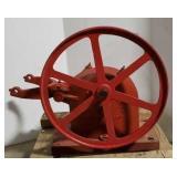 The Heller/Aller Company pump jack