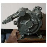 Fairbanks Morse and Company pump jack