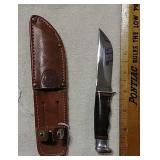 """Union Cut Co. KA-BAR 6-1/2""""w/3-1/4"""" Blade"""