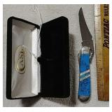 Case XX Russlok Turquoise 2000