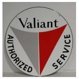 DSP Valiant Service sign
