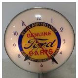 Genuine Ford parts clock