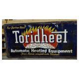 SST Toridheet Heating Equipment sign