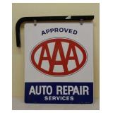 DS AAA  Auto Repair Service sign