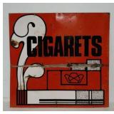 SST Cigarets sign