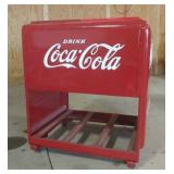 Coca-Cola country store cooler