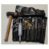 XKE Jaguar Tool Kit w/Knock Hammer