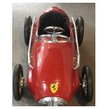 Ferrari Red Racer Pedal Car