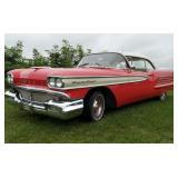 1958 Oldsmobile OLDS 88