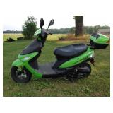 2015 Bashan 50CC Renegade Moped