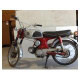 1969 Honda CL-90