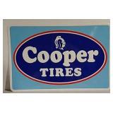 SST Cooper Tires sign