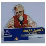 Cardboard cutout Uncle John