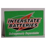 SST Interstate Batteries sign