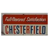 SST Chesterfield sign