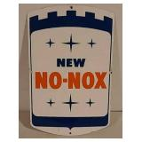 SSP No-Nox pump plate sign