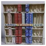 Country Store 10 cigarette display rack