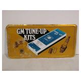 SST embossed GM Tune up kits sign