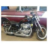 2014 Harley Davidson Motorcycle