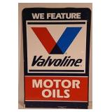 DST Valvoline Motor Oils sign