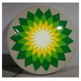 BP symbol light up sign