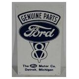 SST Ford Genuine Parts sign