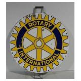 SSP Rotary International sign