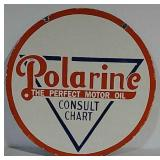 DSP Polarine sign