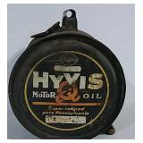 Hyvis Motor Oil rocker can