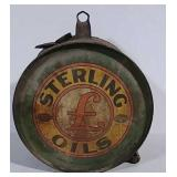 Sterling Oils rocker can