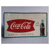 SST Coca-Cola sign