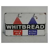 SSP Whitbread Pale Ale Extra Stout beer sign