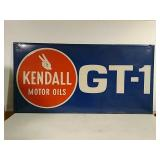 SST embossed Kendall GT-1 sign
