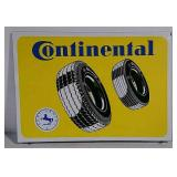 SSP Continental Tires sign