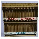Cigarette country store display rack