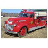 1942 GMC Firetruck