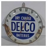 Delco batteries thermometer
