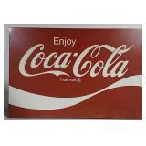 SST Coca Cola sign