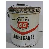 Phillips 66 lubricants bucket