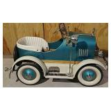 American National Model A pedal car
