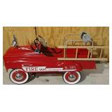 Fire Dept. No. 287 pedal car