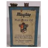 Maytag Oil can