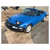 1992 Mazda Miata Convertible