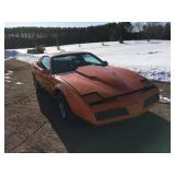 1984 Pontiac Trans AM 350 Automatic