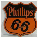 DSP Phillips 66 Sign