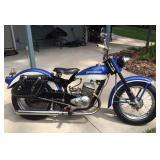 1965 Harley Davidson Hummer Pacer Series