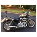 2004 Harley Davidson Roadster Sportster 1200 XL