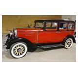 1929 Nash 480 Sedan