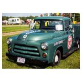 1956 Dodge Service Body Truck with Texaco Theme